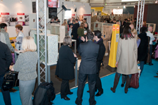 Our 'design-led sustainability' stand was co-ordinated by Enterprise Support and FADA and centred around Rematerialise