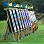 Surrey Archery held their annual archery weekend competition at Tolworth Court sports ground.